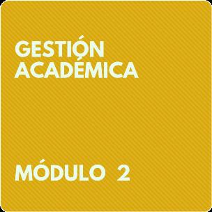 DocCF | Módulo de Gestión Académica