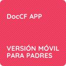 DocCF App • Versión móvil de DocCF para Padres