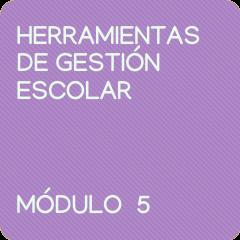 DocCF • Módulo de Herramientas de Gestión Escolar